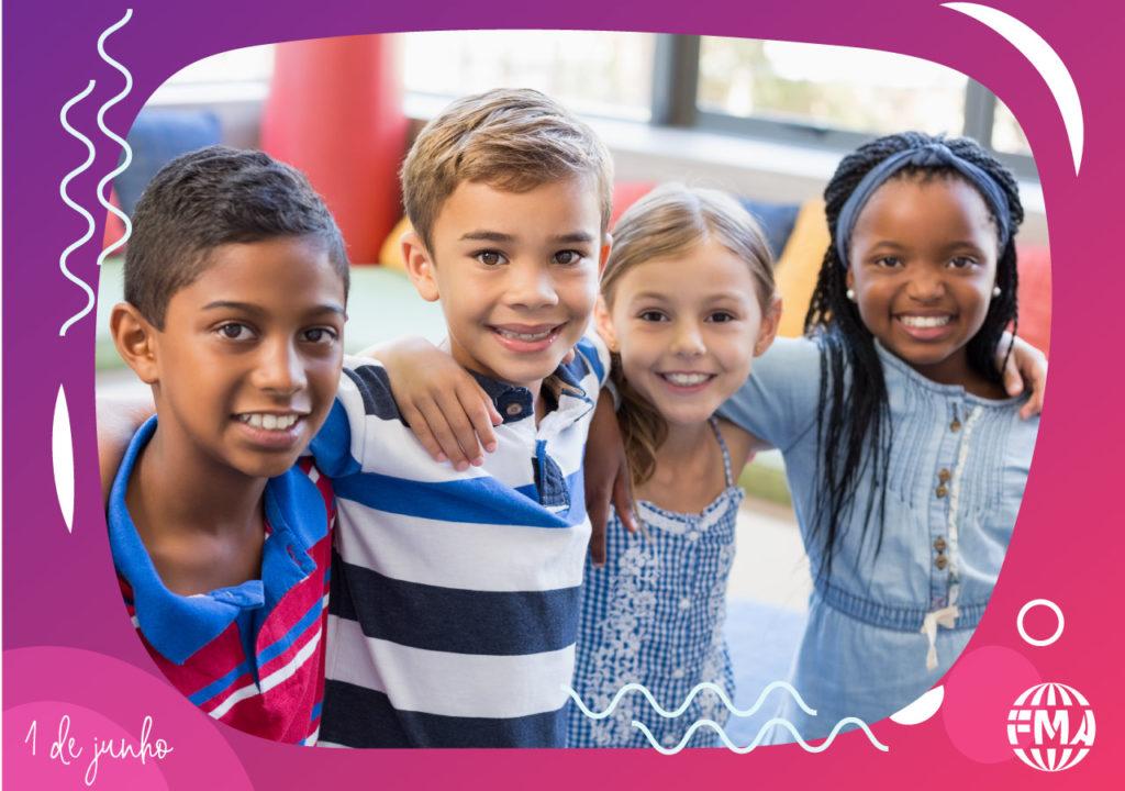 Dia da criança 2020